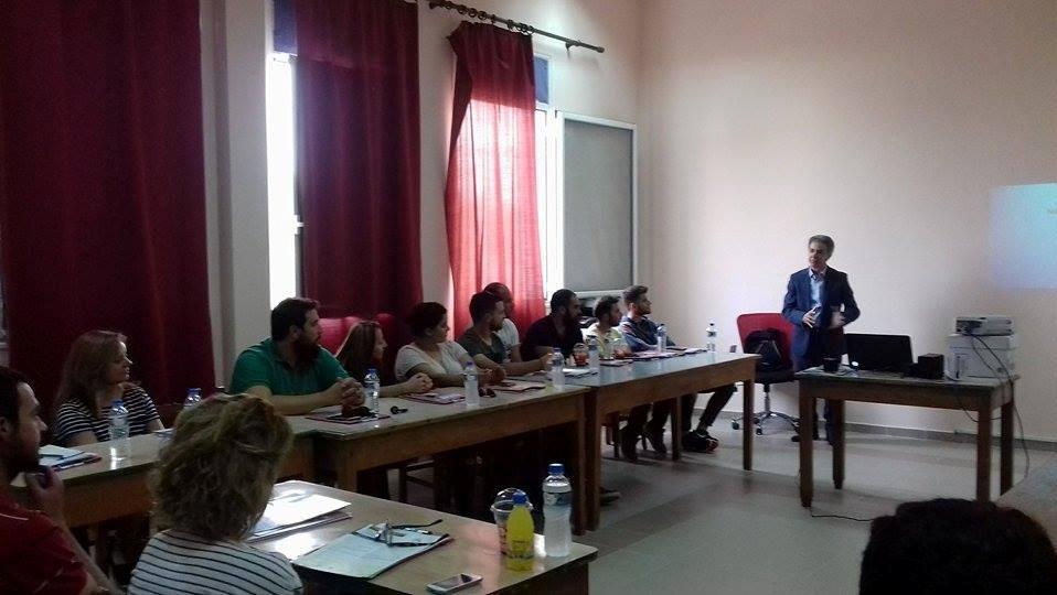 Ξεκίνησαν τα προγράμματα κατάρτισης των Νέων Γεωργών