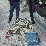 Διέρρηξαν κέντρο διασκέδασης αλλά συνελήφθησαν άμεσα…