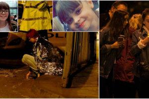 Παγκόσμιο σοκ από την σφαγή των παιδιών στο Μάντσεστερ