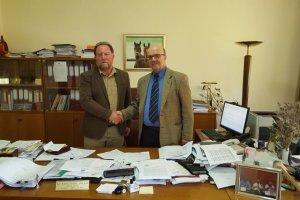 Συνεργασία μεταξύ ΤΕΙ Θεσσαλίας και Μουσείου Φυσικής Ιστορίας Μετεώρων