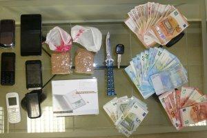 Συνελήφθησαν για διακίνηση ηρωίνης (ΦΩΤΟ)