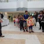 Παιδιά των ΚΔΑΠ στη Δημοτική Πινακοθήκη (ΦΩΤΟ)