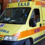 Λάρισα: Τροχαίο με έναν τραυματία