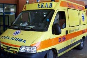 Λάρισα: Τραυματίστηκε στο πόδι από αλυσοπρίονο
