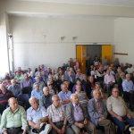 Γενική συνέλευση συνταξιούχων ΙΚΑ στη Λάρισα