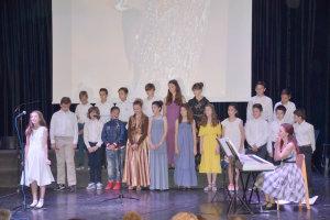 Κλικς από το 1ο Μουσικό Μαθητικό Φεστιβάλ στη Λάρισα (ΦΩΤΟ)