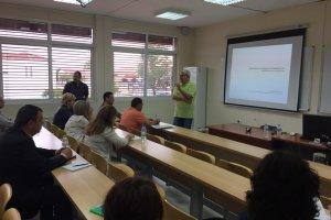 Διάλεξη στο ΤΕΙ Θεσσαλίας για τις ΜΚΟ