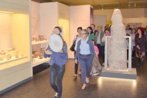 Κλικς από τους «Διαχρονικούς διαλόγους στο μουσείο» (ΦΩΤΟ)