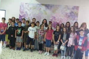 Επισκέψεις Δημοτικών Σχολείων στο 5ο Γυμνάσιο Λάρισας