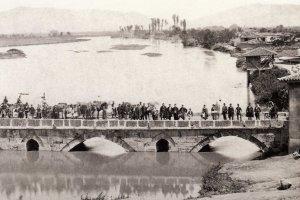 Η γέφυρα της Λάρισας επί Τουρκοκρατίας