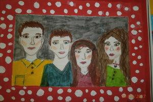 Έκθεση ζωγραφικής με έργα μαθητών στο 14ο Γυμνάσιο Λάρισας (ΦΩΤΟ)