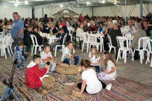 Γιορτάστηκε το έθιμο της «μιντζιάς» στο Δίλοφο
