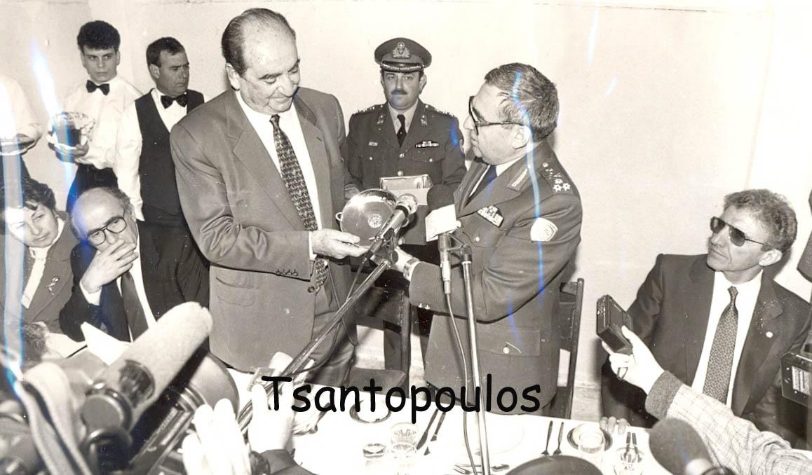 Κώστας Μητσοτάκης Λάρισα΄6