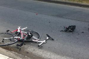 Στο νοσοκομείο σοβαρά τραυματισμένος ποδηλάτης