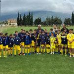 Εκατοντάδες παιδιά στο 2ο τουρνουά ακαδημιών ποδοσφαίρου «Αθανάσιος Βαλιάκας»