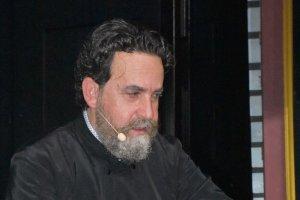 Ομιλία π. Γεωργίου Δεληκώστα στη Λάρισα