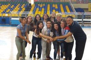 Επιτυχίες ομάδων του ΤΕΙ Θεσσαλίας στο Πανελλήνιο Φοιτητικό Πρωτάθλημα