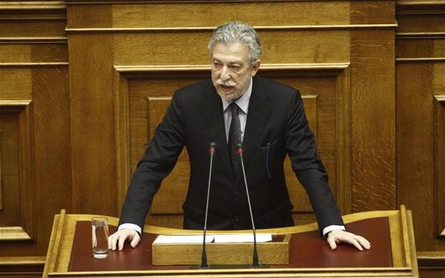 Κοντονής και ΣΥΡΙΖΑ κατά Δικαιοσύνης για την Ηριάννα