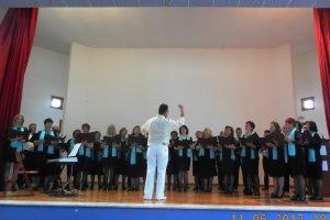 Στη Βεργίνα η Δημοτική Χορωδία Φαρσάλων