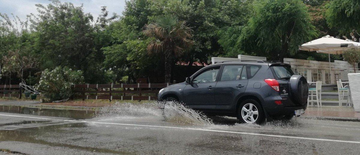 Κατά τόπους ισχυρές καταιγίδες την Παρασκευή στη Θεσσαλία
