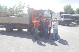 «Κατάληψη στα αμαξοστάσια Δ. Λάρισας, Τεμπών, Τυρνάβου»