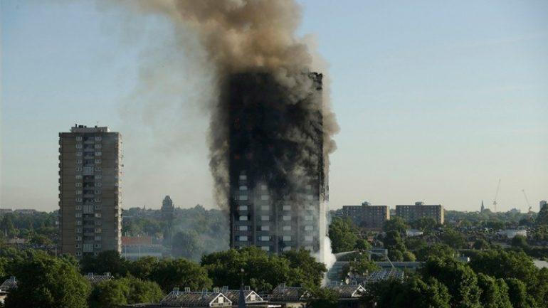 Στους 79 οι νεκροί στον φλεγόμενο πύργο του Λονδίνου