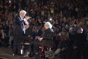 Τον Μίκη Θεοδωράκη τιμά το Ευρωπαϊκό Πανεπιστήμιο Κύπρου
