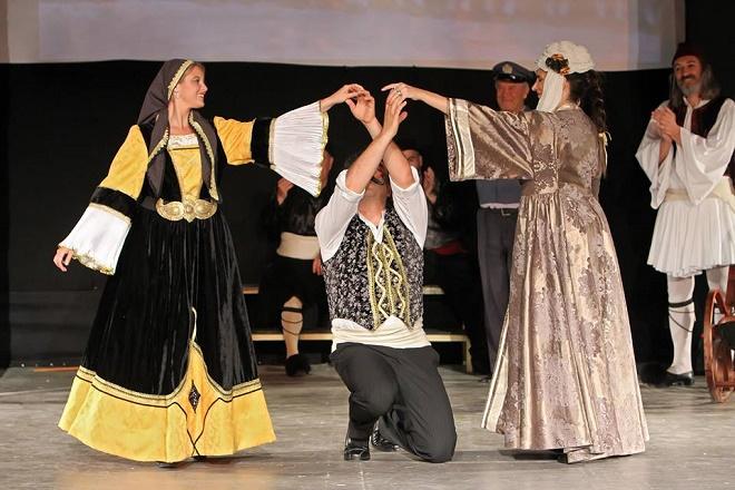 «Η Αρπαγή της Βασιλαρχόντισσας» ταξιδεύει από τη Λάρισα στην Αθήνα