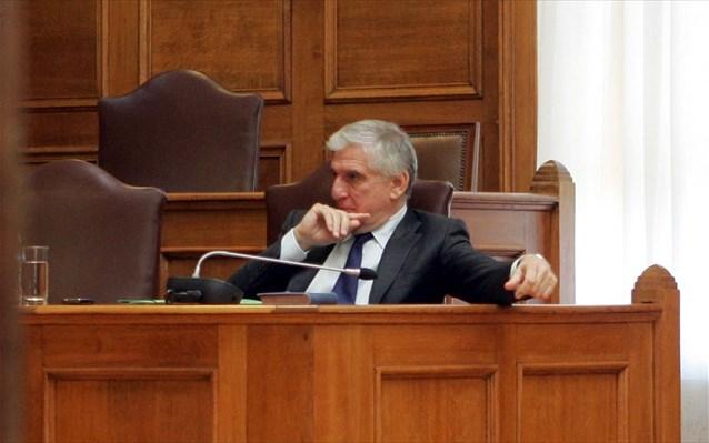 Στην τακτική Δικαιοσύνη παραπέμπει η προανακριτική τον Γ. Παπαντωνίου