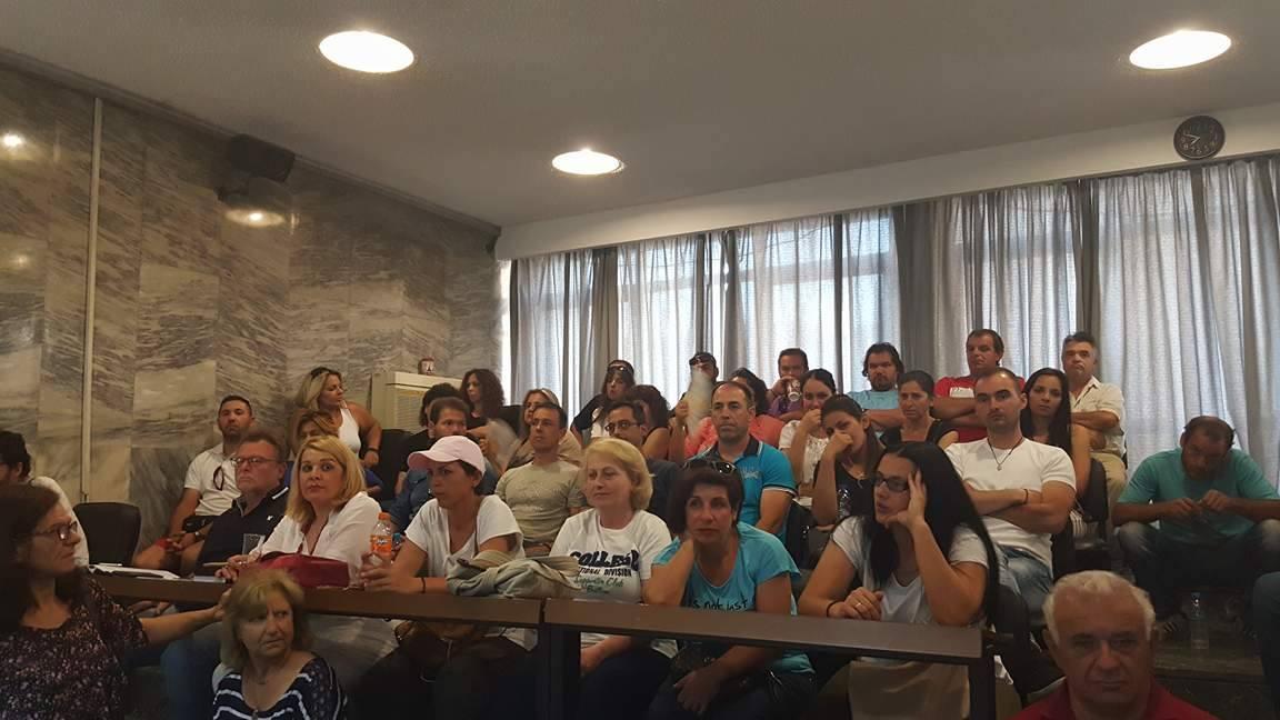 Δικαστικά κινούνται οι συμβασιούχοι του Δήμου Λαρισαίων που παραμένουν απλήρωτοι