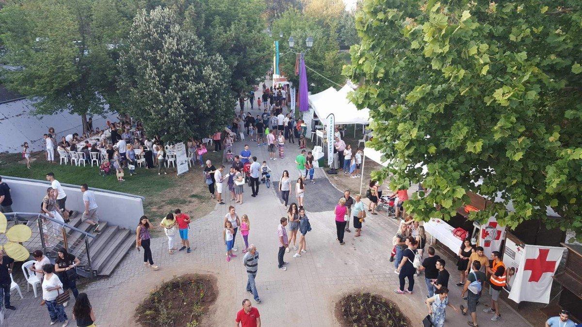 Στο Φεστιβάλ Πηνειού το Ελεύθερο Εργαστήρι Δημοτικής Πινακοθήκης