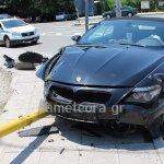 Τροχαίο ατύχημα για τον Αλέξη Κούγια (ΦΩΤΟ)