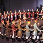 Παράσταση από τον «Σύλλογο Φίλων Λαϊκής Παράδοσης» στο Κηποθέατρο