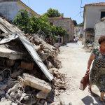 Ακατάλληλα πάνω από 1.000 κτίσματα στη Λέσβο