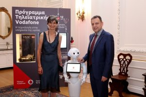 Vodafone: Καινοτομία και Τεχνολογία  στη στήριξη της Κοινωνίας και της Ανάπτυξης