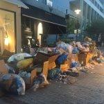 Τα σκουπίδια «πνίγουν» τη Λάρισα