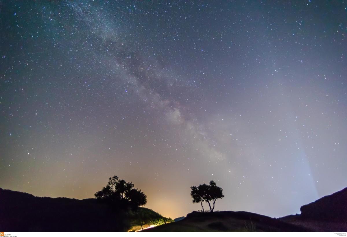 Γαλαξίας Μετέωρα
