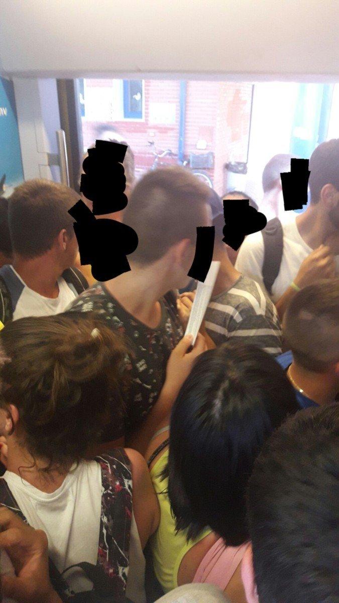 Περιπέτεια η επιστροφή στη Λάρισα με τρένο