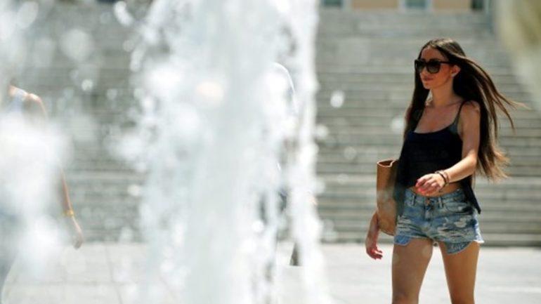 «Στο κόκκινο» οι θερμοκρασίες σήμερα στη Θεσσαλία – Δείτε τους χάρτες