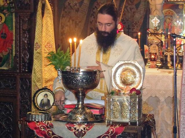 Προσκύνημα στους Αγίους Αναργύρους Κρανιάς Μουζακίου