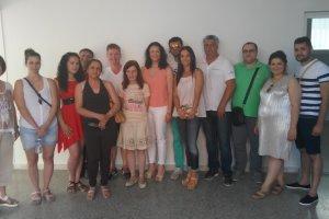 Στη Λάρισα φιλοξενήθηκε συνάντηση του Erasmus+