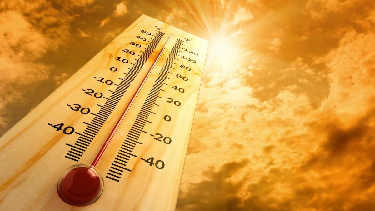 Τους 41 βαθμούς άγγιξε η θερμοκρασία στη Λάρισα