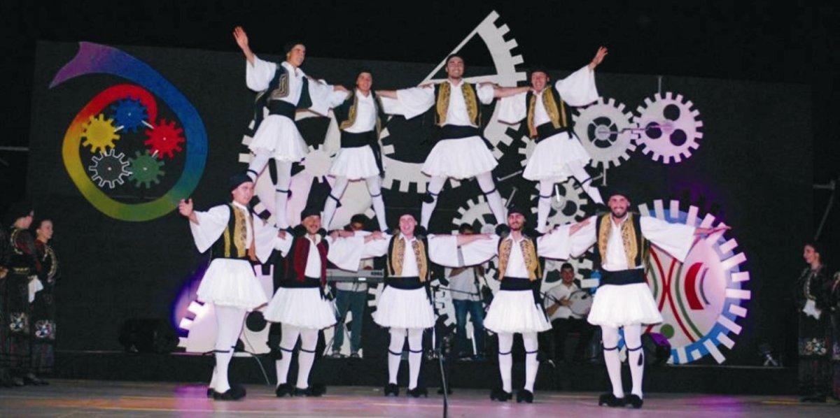 2ο Διεθνές Φεστιβάλ Παραδοσιακών Χορών στο Δ. Τεμπών
