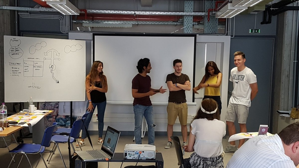 Summer Camp Κοινωνικής Επιχειρηματικότητας στο Πανεπιστήμιο Θεσσαλίας