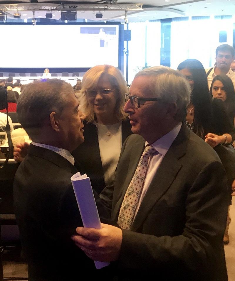 «Να διπλασιασθούν οι πόροι για την πολιτική συνοχής της ΕΕ»