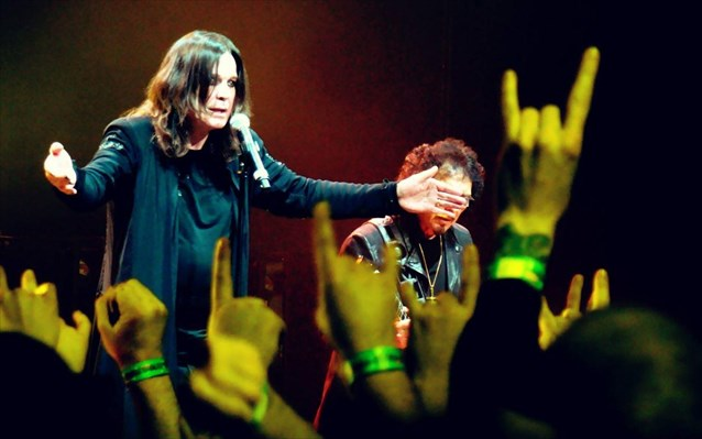 Black Sabbath: Ντοκιμαντέρ για την αποχαιρετιστήρια συναυλία