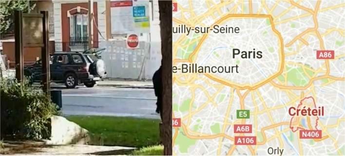 Αυτοκίνητο επιχείρησε να χτυπήσει πεζούς έξω από τζαμί στη Γαλλία