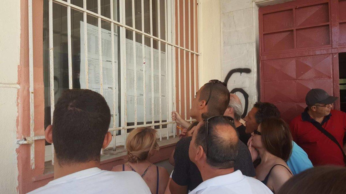 Αγωνία τέλος για τους μαθητές - Αναρτήθηκαν στα Λύκεια της Λάρισας οι βαθμολογίες των Πανελλαδικών Εξετάσεων