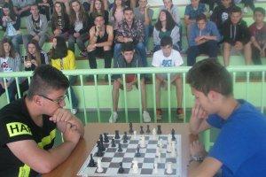 Τουρνουά σκάκι στο Λύκειο Πλατυκάμπου