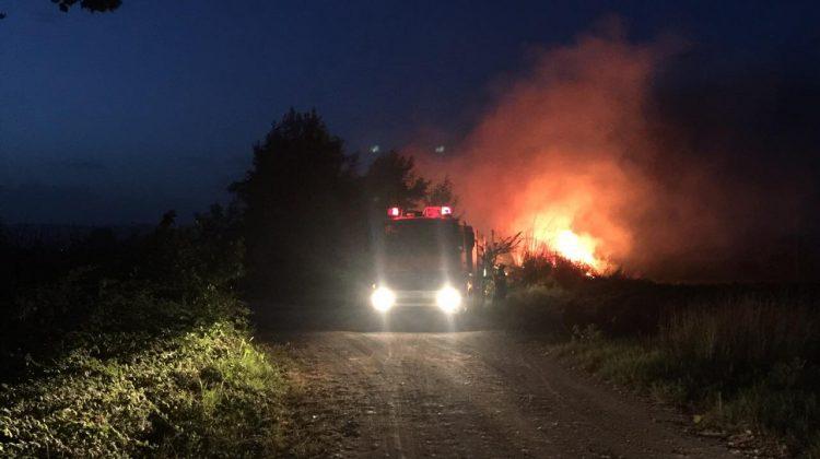 Μαίνονται οι πυρκαγιές στην Κρήτη